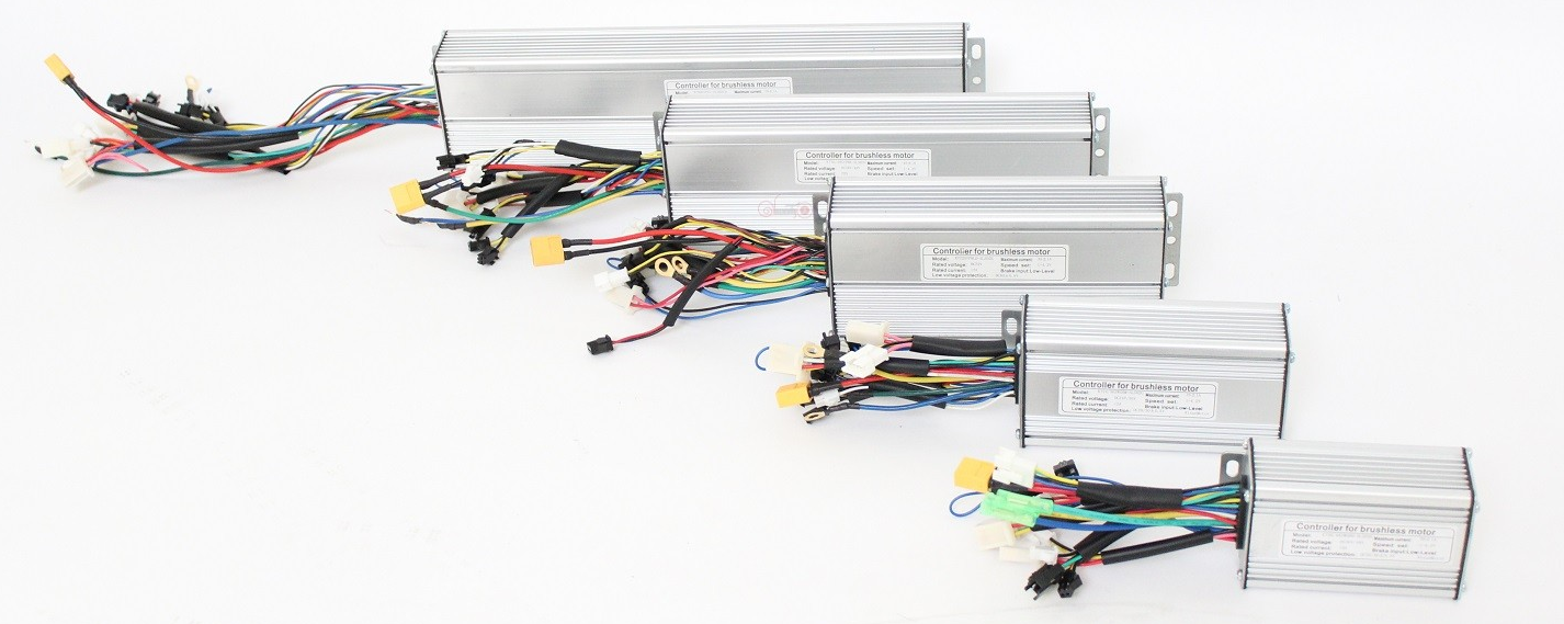 Motor Controllers Brushless Controller Wiring